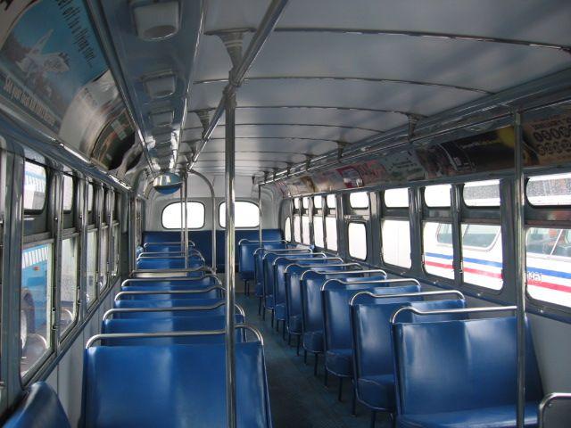 WMATA Metrobus GMC Old Look Buses | Oren's Transit Page