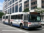 WMATA Metrobus Neoplan AN460A Articulated Buses