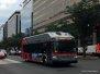 WMATA Metrobus New Flyer XN40 Buses