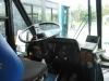 Orion II Interior: Driver's Area
