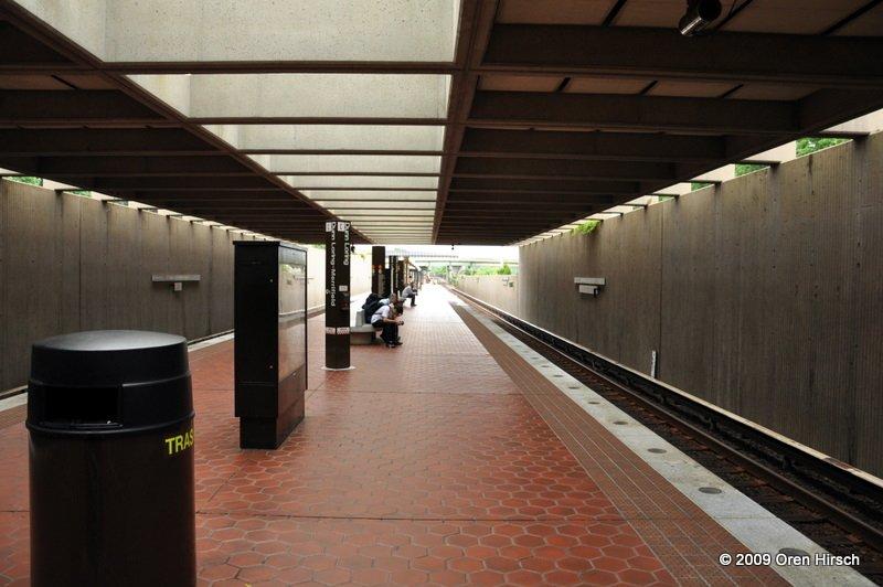 Wmata Metrorail Stations Oren S Transit Page